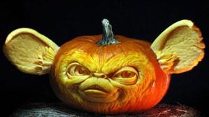 30 восхитительных идей для вырезания тыквы на Хэллоуин