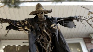 20 страшных костюмов на Хэллоуин