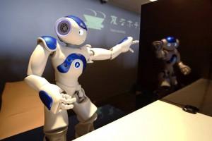 Японские роботы встретят вас в отеле