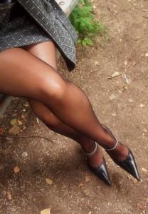 Красивые ножки из социальных сетей